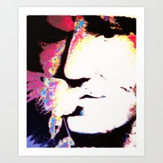 Elliott Smith Art Print