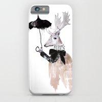 iPhone & iPod Case featuring RainDeer by Million Dollar Design