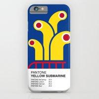 Pantone YELLOW SUBMARINE iPhone 6 Slim Case