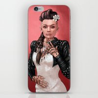 Mass Effect - Jack's Wed… iPhone & iPod Skin