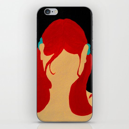 Faceless iPhone & iPod Skin