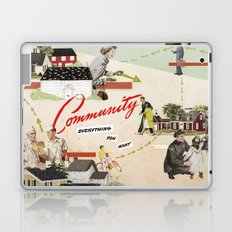 Community Laptop & iPad Skin