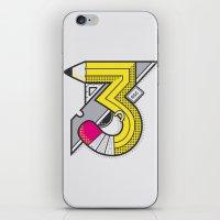 D3signer iPhone & iPod Skin