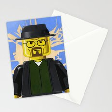 LEGO - Walter White Minifigure Stationery Cards