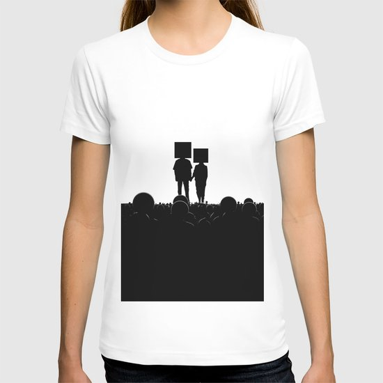 I have you. You have me. - US AND THEM T-shirt