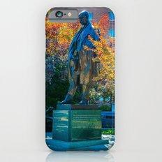 Tomas Garrigue Masaryk Statue Slim Case iPhone 6s
