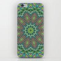 Fern Frond Lace Kaleidos… iPhone & iPod Skin