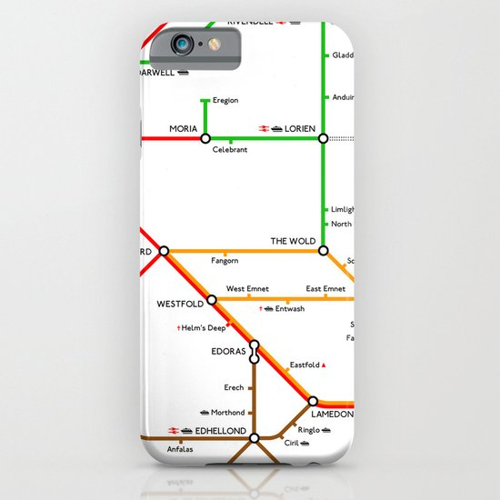 There And Back Again iPhone & iPod Case