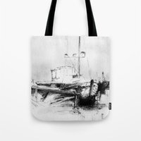 Pirates of the Baltic-sea Tote Bag