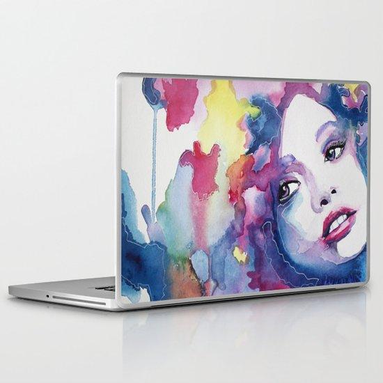 Spring Spirit Laptop & iPad Skin