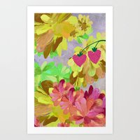 Garden Of Love Art Print