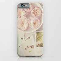 Roses And Polaroids iPhone 6 Slim Case