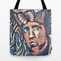 another birck head Tote Bag