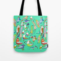 Tweet Tweet Tweet. Tote Bag