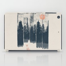 A Fox in the Wild... iPad Case