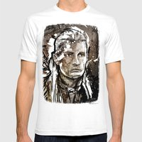 Legolas Mens Fitted Tee White SMALL