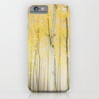 iPhone & iPod Case featuring Yellow by Jenn DiGuglielmo