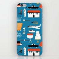 TRAVEL LIFE iPhone & iPod Skin