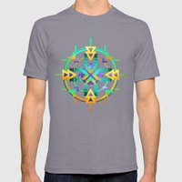 CBZL//Dreamcatcher Mens Fitted Tee Slate SMALL
