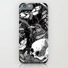 edgar allan poe - raven's nightmare iPhone 6 Slim Case