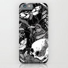 edgar allan poe - raven's nightmare iPhone 6s Slim Case