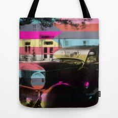 colorful confusion Tote Bag