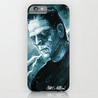 Frankenstein's Monster iPhone 6 Slim Case