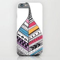 Aztec Leaf and Feathers iPhone 6 Slim Case