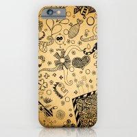 iPhone & iPod Case featuring Therapy (: by Duru Eksioglu