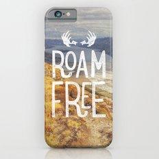 Roam Free NZ iPhone 6 Slim Case