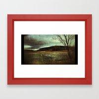 890 Framed Art Print