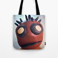 Darth Dain Tote Bag