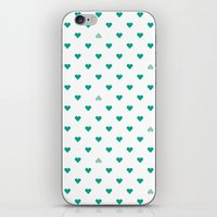 Bleating Hearts iPhone & iPod Skin