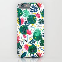 iPhone & iPod Case featuring Cool summer by Akwaflorell