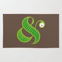 Et worm Rug
