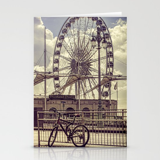 The Brighton Wheel Stationery Card