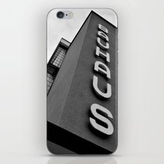 bauhaus iPhone & iPod Skin