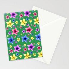 Flower Crazy Stationery Cards