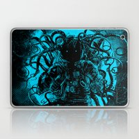 terror from the deep space Laptop & iPad Skin