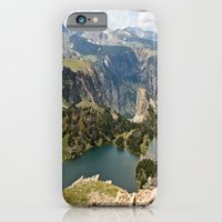 Beartooth Pass Lookout iPhone 6 Slim Case