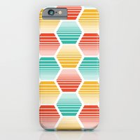 iPhone & iPod Case featuring Honey Jive - Summerlicious by Heather Dutton