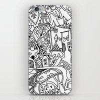 Hurry iPhone & iPod Skin