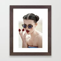 Lolita Framed Art Print