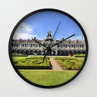 Dunedin Train Station Wall Clock