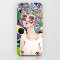 She Sees In All Directions iPhone 6 Slim Case