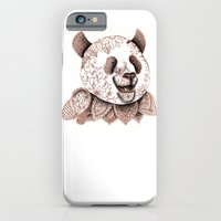 iPhone & iPod Case featuring Panda by Elisa Camera