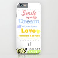 {ENG} SMILE · DREAM · … iPhone 6 Slim Case