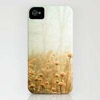 iPhone 4s & iPhone 4 Cases featuring Daybreak in the Meadow by Olivia Joy StClaire