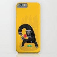 King Kong Ping Pong iPhone 6 Slim Case