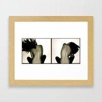 Take 2- (Large Format) Framed Art Print